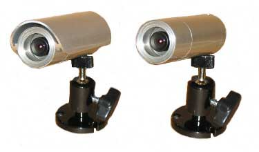 Outdoor Color Bullet Camera